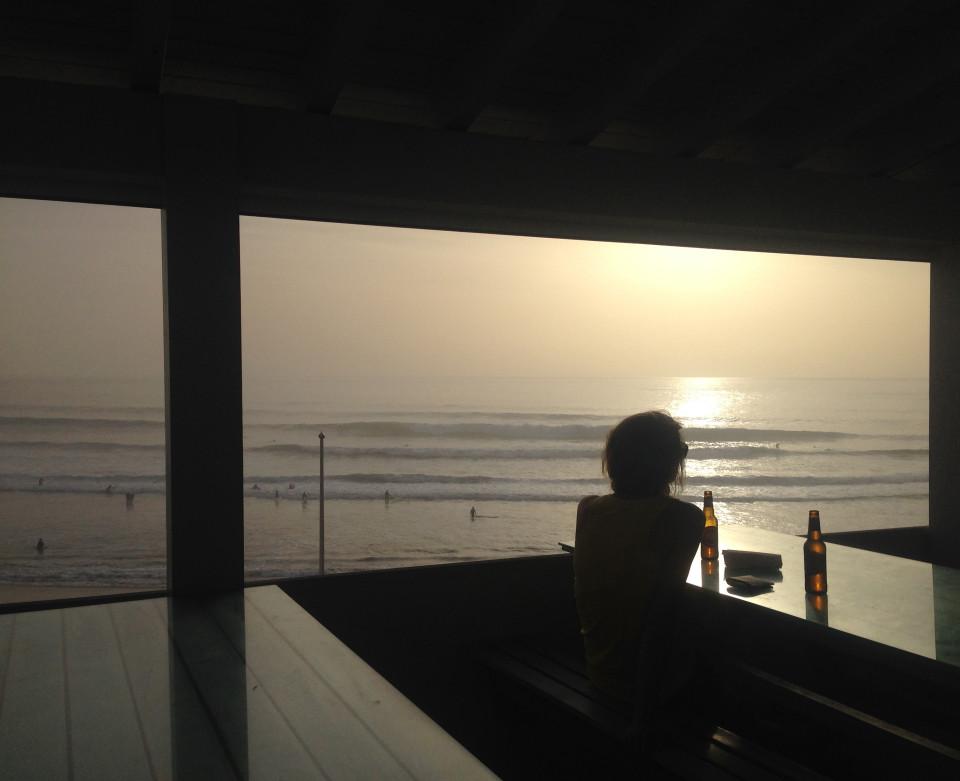 franziska wernicke / praia da arrifana / portugal / autumn melancholy/ Kat.: Surfimpression ________________________________________________________