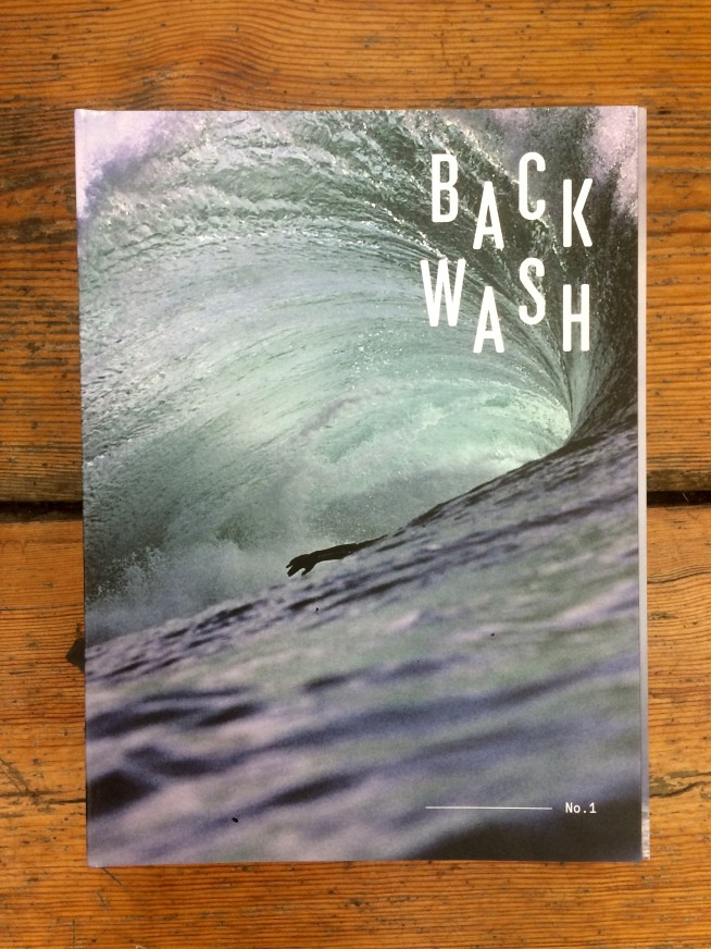 Backwash Surf Magazine Uk Ireland
