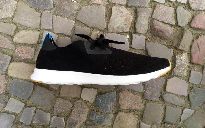 native Apollo Black Sneaker