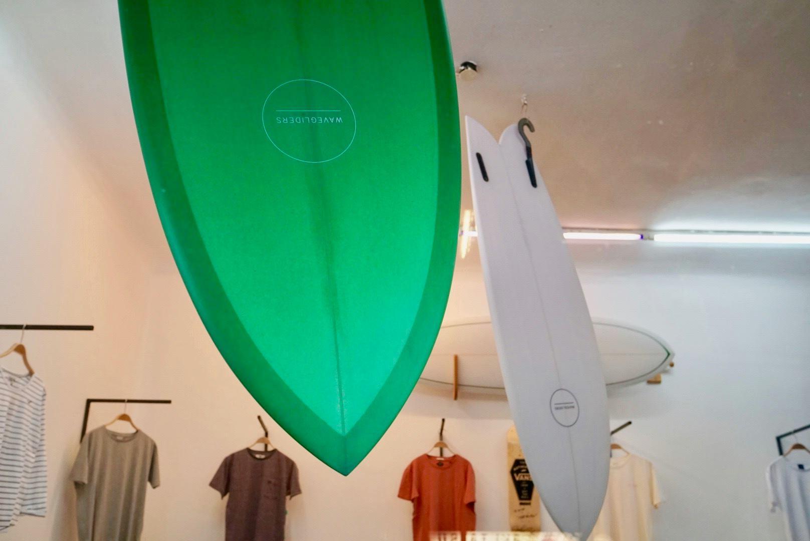 Nico Wavegliders Surfboards Berlin Fish